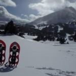 Montagnes et garrigues en raquette dans les Pyrénées